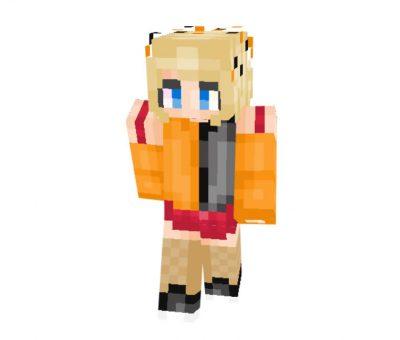Nirose Skin for Minecraft Girls