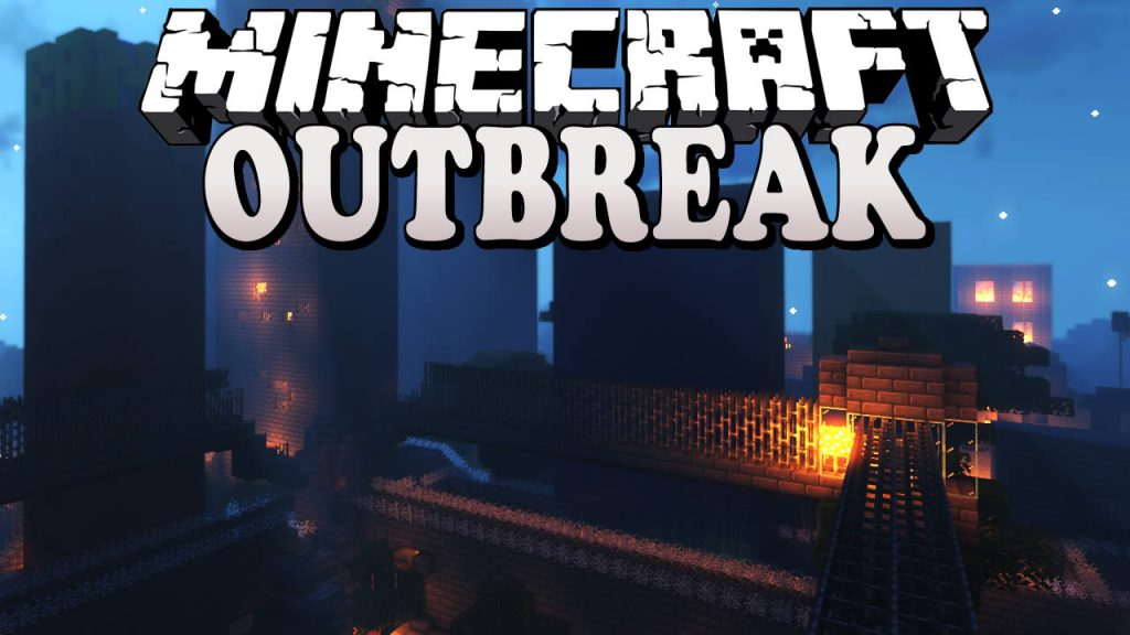 Outbreak Map for Minecraft