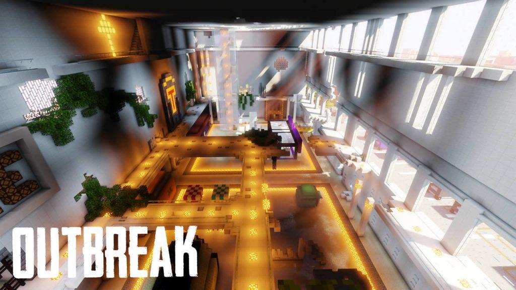 Outbreak Map Screenshot 2
