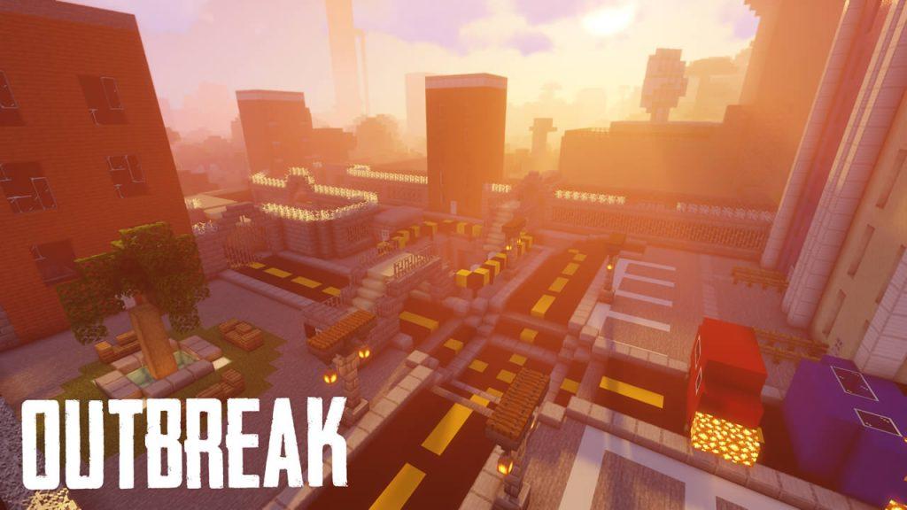 Outbreak Map Screenshot 3