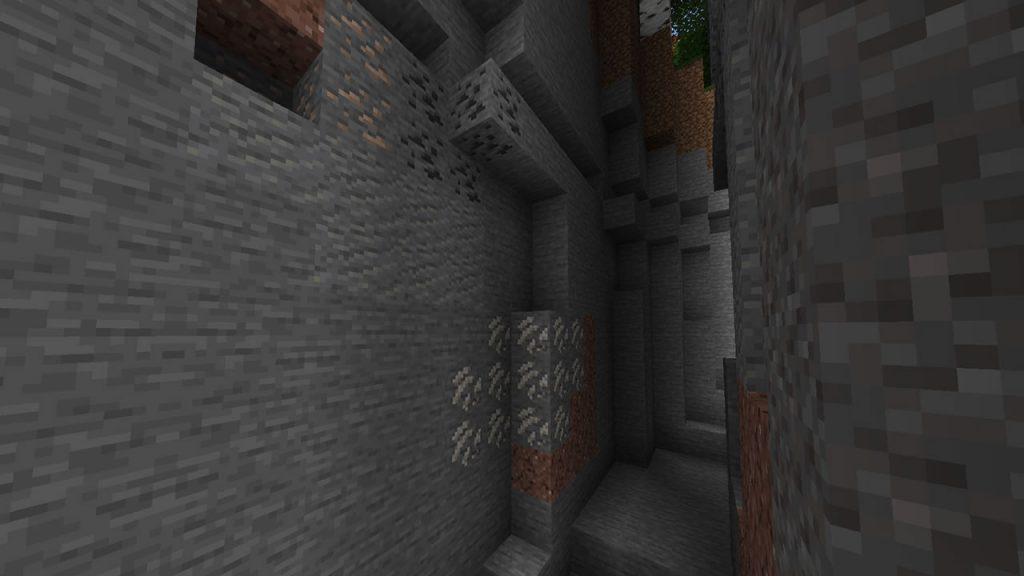 Overworld Quartz Mod Screenshot
