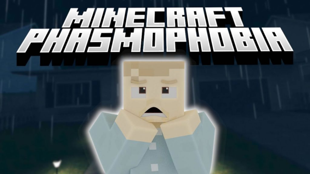 Phasmophobia Map for Minecraft