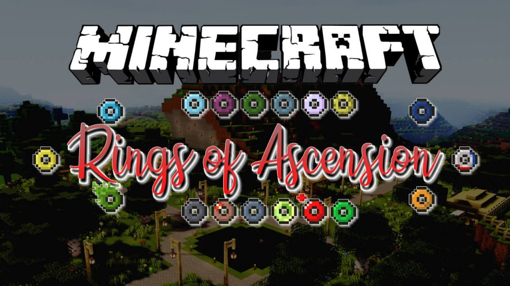 Rings of Ascension Mod for Minecraft