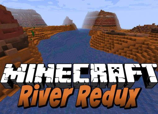 River Redux Mod for Minecraft