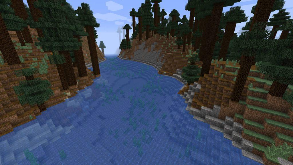 River Redux Mod Screenshot