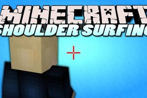 Shoulder Surfing Reloaded Mod for Minecraft