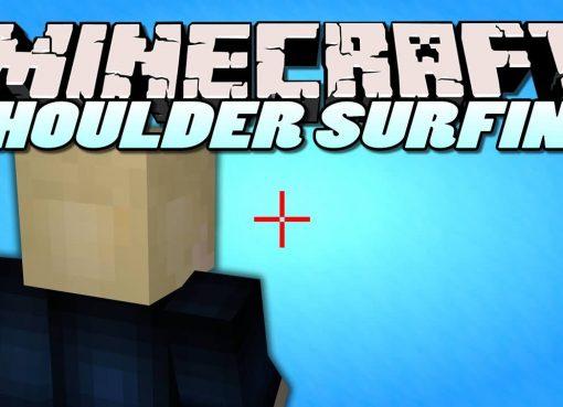 Shoulder Surfing Reloaded Mod for Minecraft