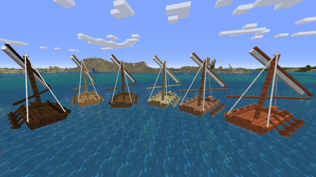 Small Ships Mod Screenshot 2