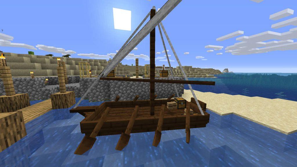 Small Ships Mod Screenshot 4