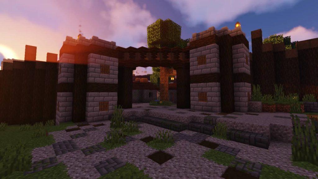 Spawn City Map Screenshot 3