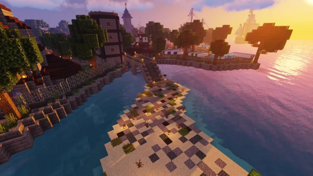 Spawn City Map Screenshot 5