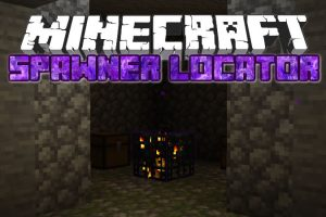 Spawner Locator Mod for Minecraft