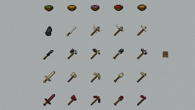 Survival Additions Mod Screenshot