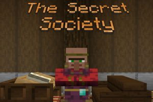 The Secret Society Map for Minecraft