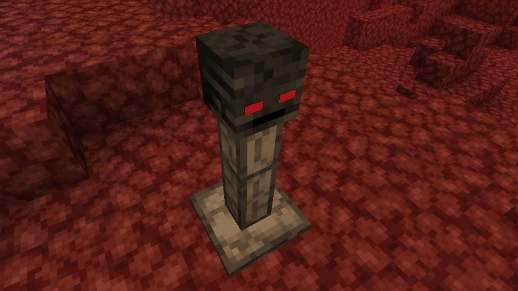 Wither Skeleton Totem Mod Screenshot 2