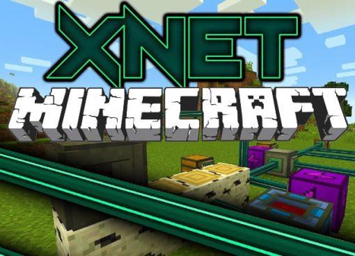 XNet Mod for Minecraft