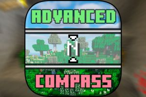Advanced Compass Mod for Minecraft