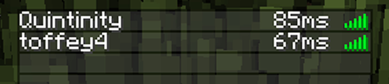 Better Ping Display Mod Screenshot