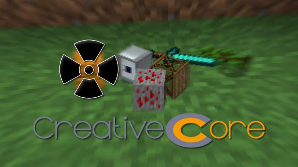 CreativeCore Mod for Minecraft