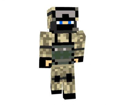 DeltaforceMedic skin for Minecraft