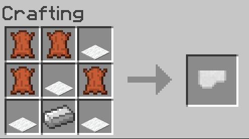 Horse Tack Mod Crafting Recipe 4