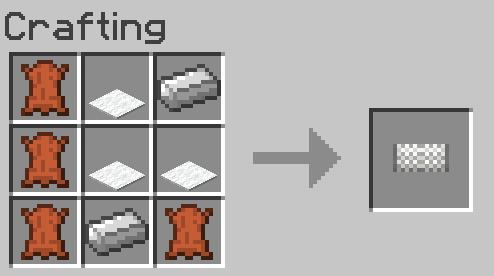 Horse Tack Mod Crafting Recipe 5