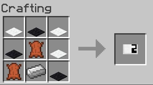 Horse Tack Mod Crafting Recipe 6