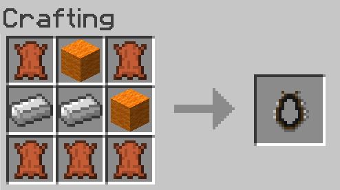 Horse Tack Mod Crafting Recipe 7