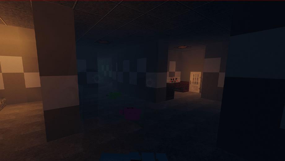 Over Freddys 5 Map Screenshot 3