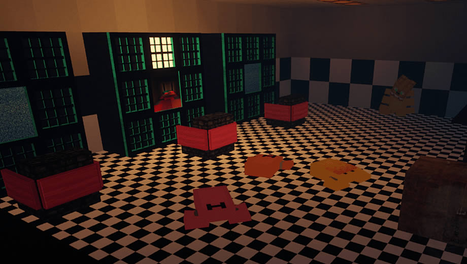 Over Freddys 5 Map Screenshot 4