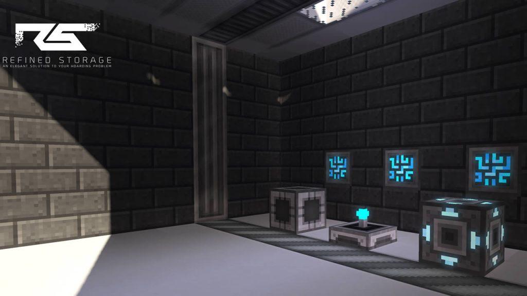 Refined Storage Mod Screenshot 2