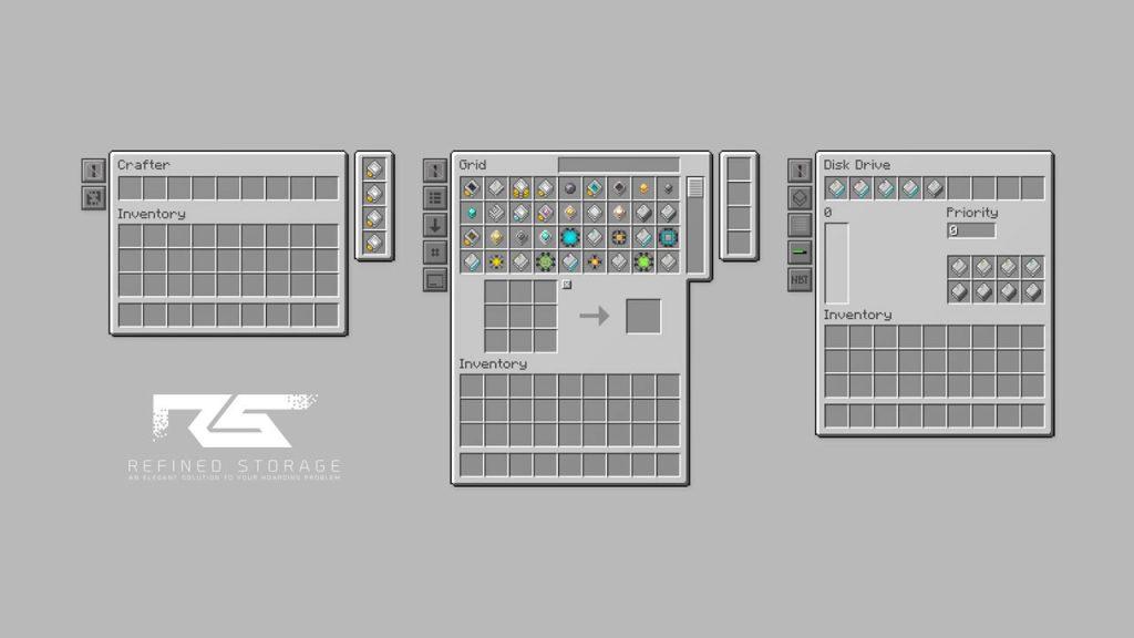 Refined Storage Mod Screenshot 4