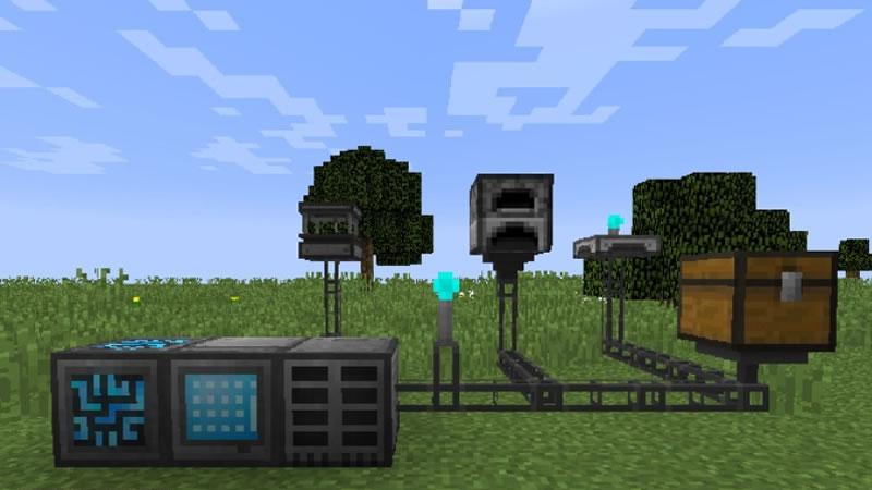 Refined Storage Mod Screenshot 6