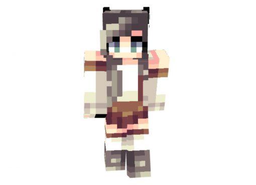Shaybabes skin for Minecraft