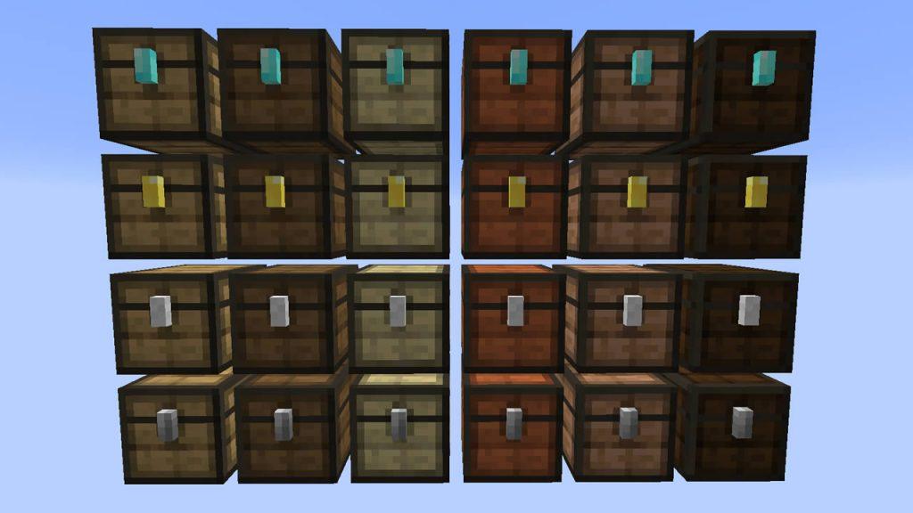 Storage Overhaul Mod Screenshot