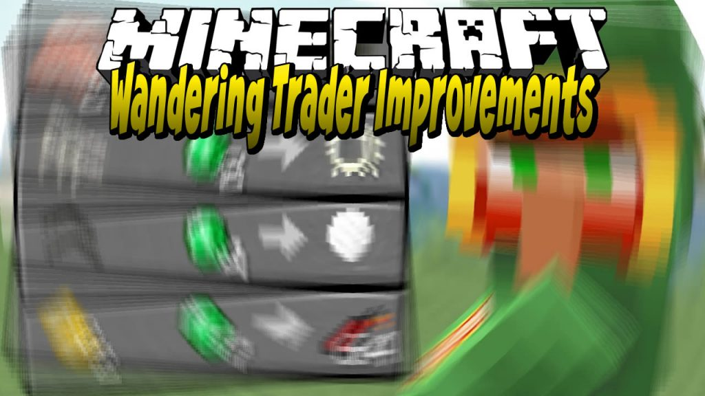 Wandering Trader Improvements Mod