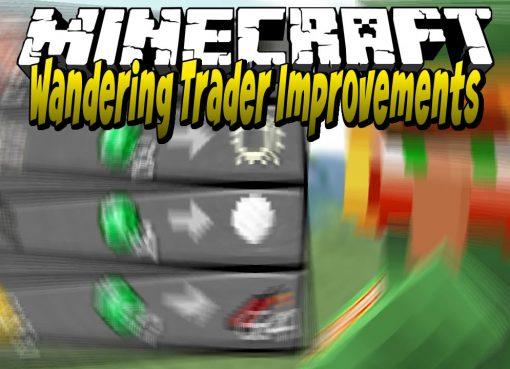 Wandering Trader Improvements Mod