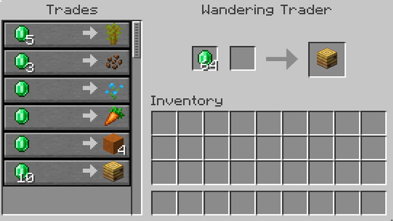 Wandering Trader Improvements Mod Screenshot 2