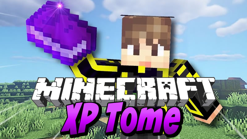 XP Tome Mod for Minecraft