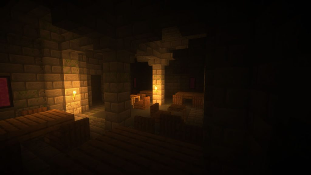 YUNGs Better Strongholds Mod Screenshot 2