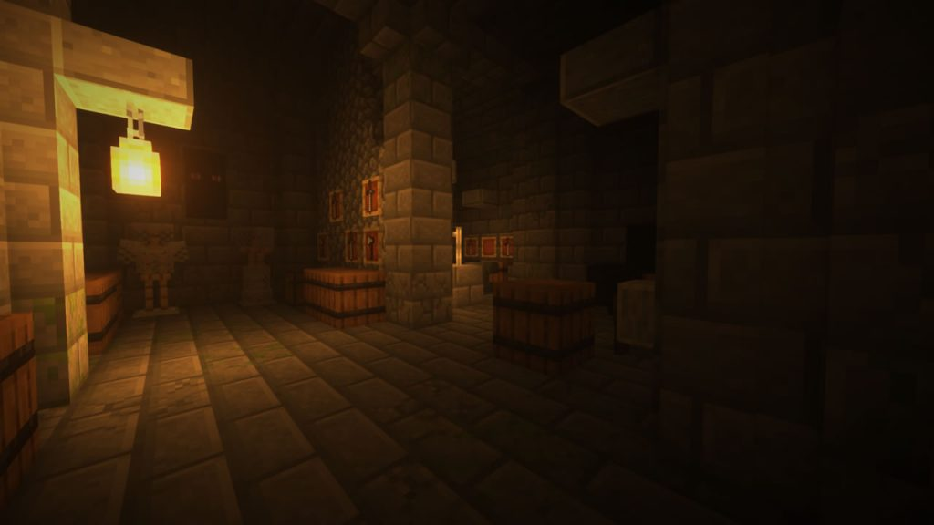 YUNGs Better Strongholds Mod Screenshot 3