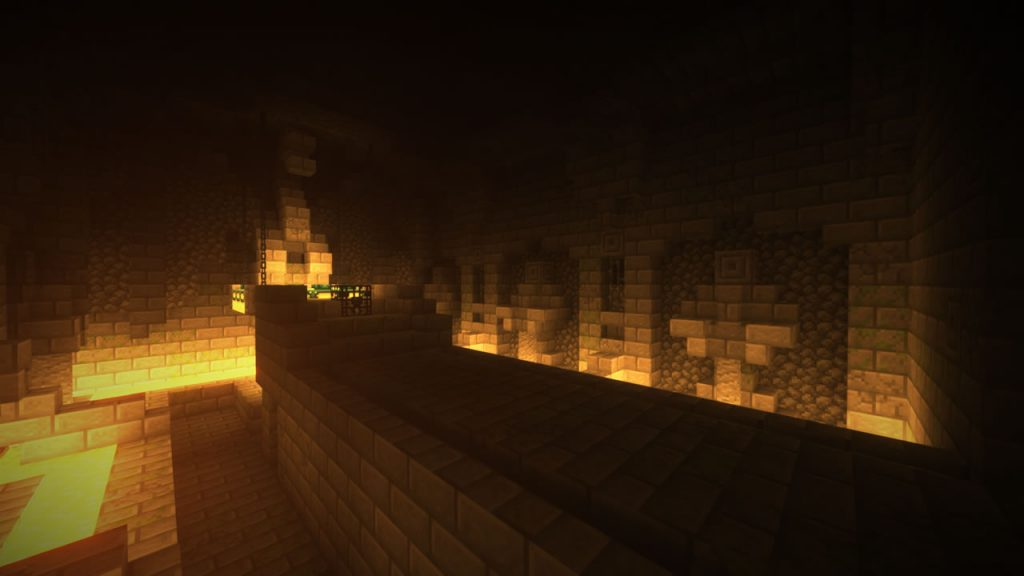 YUNGs Better Strongholds Mod Screenshot 4