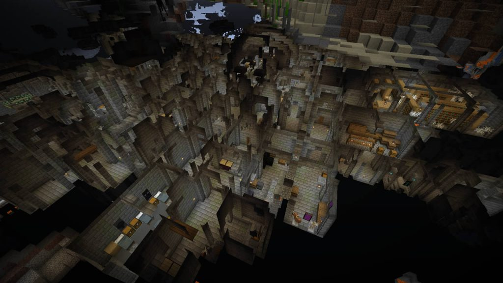 YUNGs Better Strongholds Mod Screenshot 5