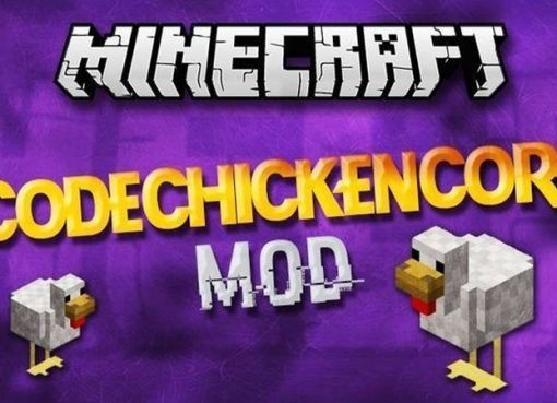 CodeChickenCore mod for Minecraft