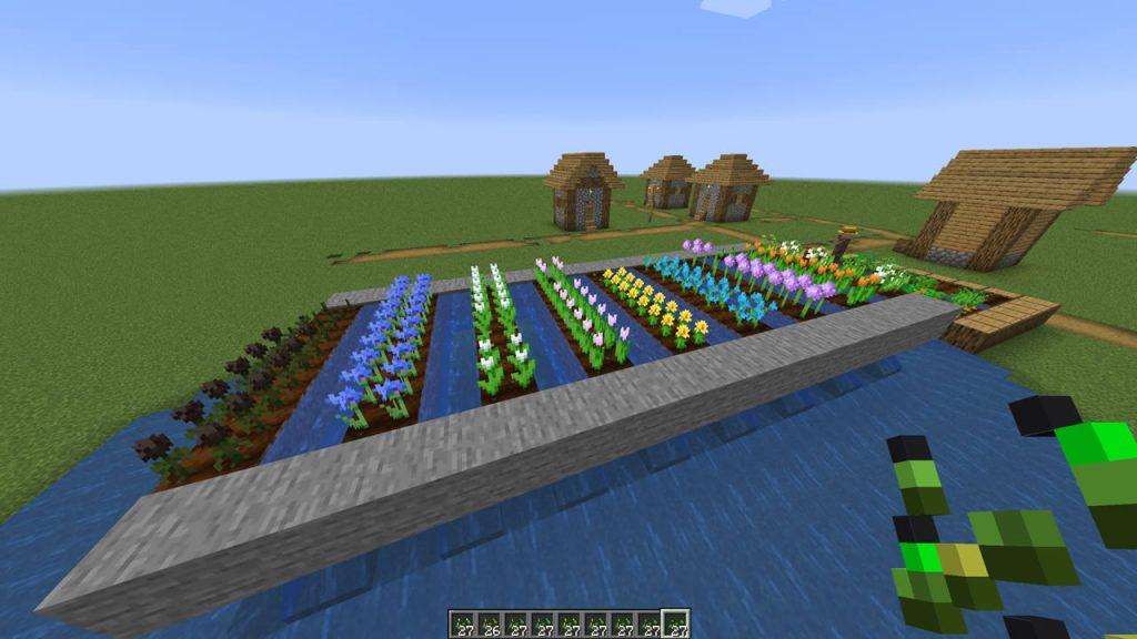 Finally Farmable Dyes Mod Screenshot