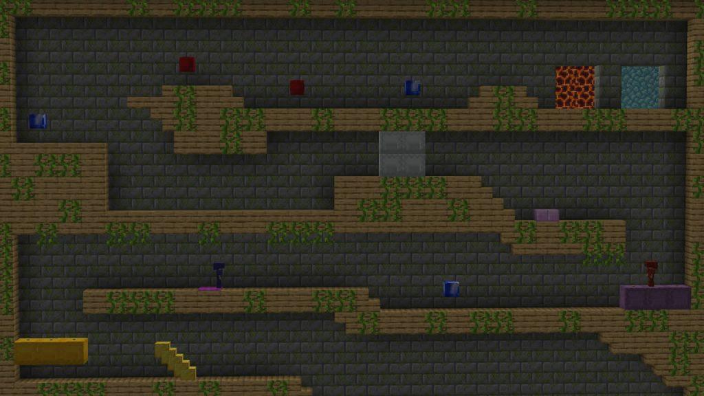 Fireboy and Watergirl Map Screenshot 2