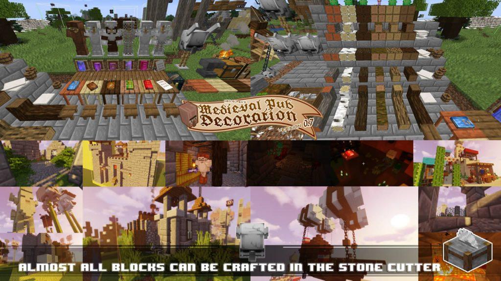 Neoelfeos Medieval Pub Decoration Mod Screenshot 4