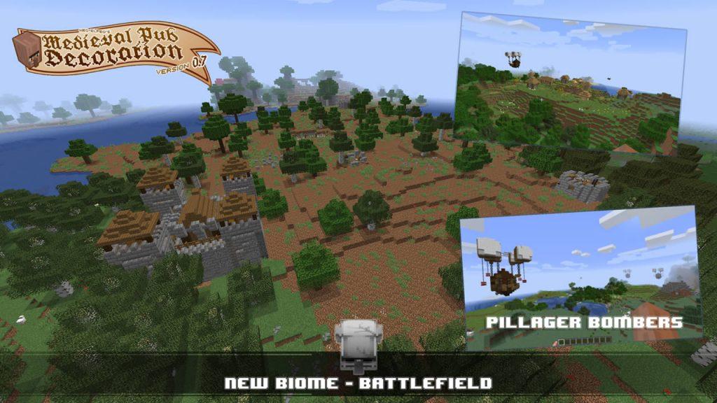 Neoelfeos Medieval Pub Decoration Mod Screenshot 5