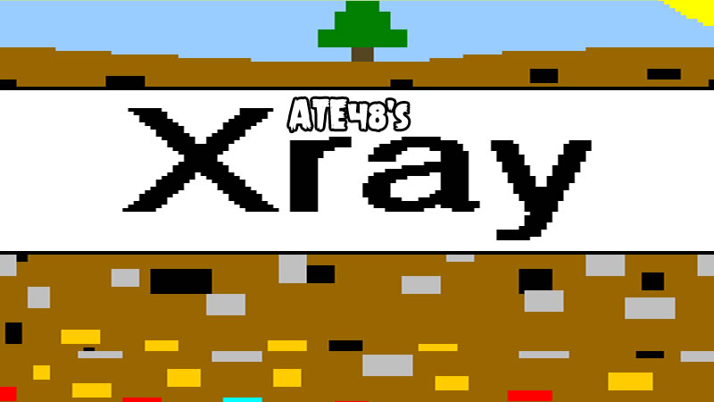 ATE48's Xray Mod for Minecraft