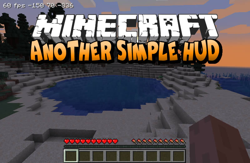 Another Simple HUD Mod
